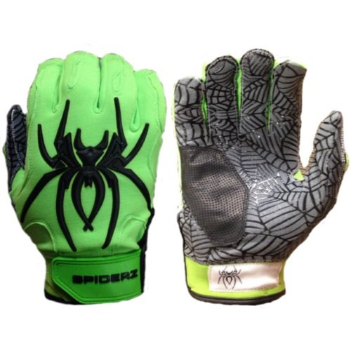 Spiderz Adult Hybrid Batting Silicone