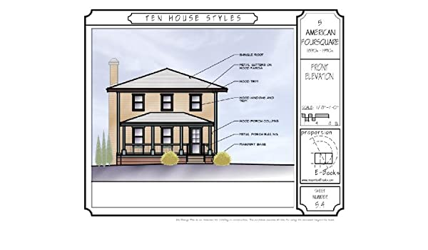 Ten House Styles 5 of 10 - American Foursquare - Kindle ... on basic 4 bedroom house plans, 4 bedroom 4 bath house plans, two bedroom 2 bath house plans, bath house floor plans, florida 4 bedroom house plans, 4 br 3 bath house plans, 3 bedroom 1 bath plans, master bedroom addition floor home plans, 3 bedroom 2 story house plans, 4-bedroom family home plans, 3 bedroom 2 bath house plans, blueprint of a 4 bedroom 2 bath house plans, 3 bdrm house plans, new 4 bedroom home plans, sims 3 4 bedroom house plans, 7 bedroom 3 bath house plans, 3 br 2 bath house plans, two bed two bath house plans, 4 bedroom 4 bathroom house,
