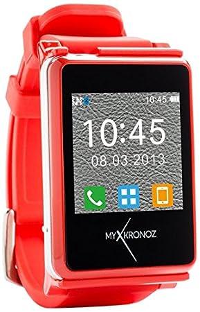 MyKronoz Zenano - Smartwatch (pantalla 1.54