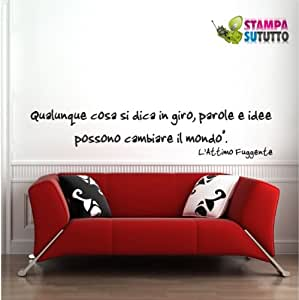 Pegatinas de pared decoraciones calcoman as frases for Pegatinas frases pared