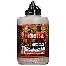 Crosman Copperhead 6000 Copper Coated BBs in a Bottle