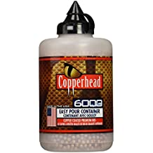 Crosman Air Guns 0767 Copperhead BB's in A Plastic Bottle, 6,000-Ct.