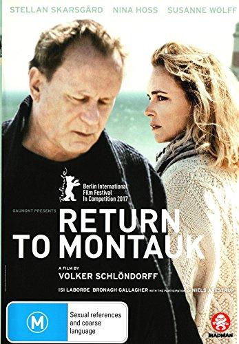 Return to Montauk | Stellan Skarsgard | NON-USA Format | PAL | Region 4 Import - Australia