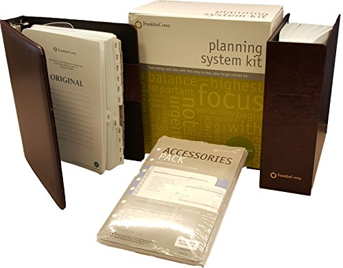 Franklin Covey Planning System Kit (Franklin Covey Planning System)