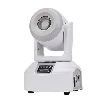 YEAHMO 60W LED RGB Efectúe el proyector, proyector regulable ...