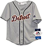 Detroit Tigers Road Infant, Toddler, and Preschool Cool Base Jerseys