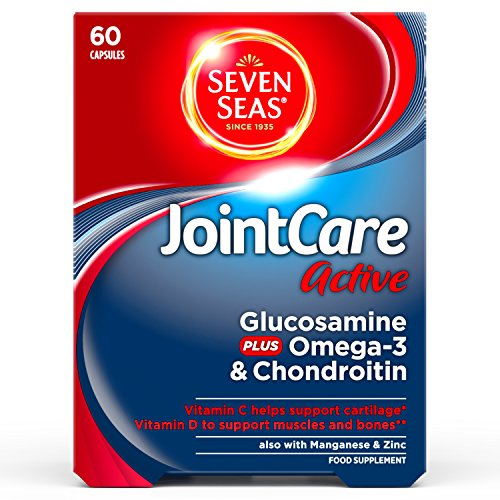 Seven Seas Jointcare Be Active Multi Vitamin Capsules Pack of (Seven Seas Joint Care)
