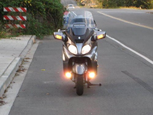 Suzuki Burgman PIAA 1100X Driving Lamp Kit (AN400 Burgman 400 ABS) Accessories Piaa Driving Light