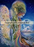 Add An Accent-Ceramic Sensations-JOSEPHINE WALL-Ceramic Tile-SADNESS OF GAIA-Fantasy Wall Tile-86401