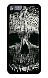 iZERCASE iPhone 6 Case Call of Duty Ghosts Skull RUBBER CASE - Fits iPhone 6 T-Mobile, Verizon, AT&T, Sprint and International