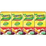 Mott's 100% Fruit Punch Juice, 4.23 fl oz boxes, 4 count (Pack of 11)