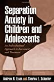 img - for Separation Anxiety in Children and Adolescents: An Individualized Approach to Assessment and Treatment by Andrew R. Eisen PhD (2007-02-13) book / textbook / text book