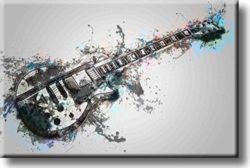 Guitar Canvas Frame - 7
