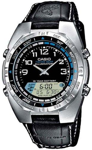 CASIO Collection AMW-700B-1AVEF - Reloj de mujer de cuarzo, correa de
