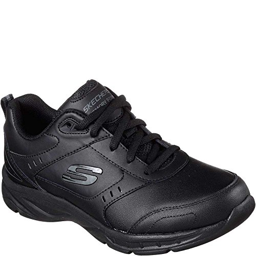 Black Women's Shoe Skechers Mystics Casual ISxw77aq1