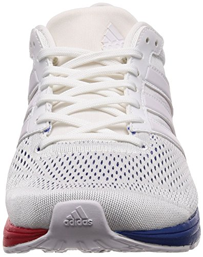 Adidas Heren Adizero Boston 6 M Running Schoen Wit
