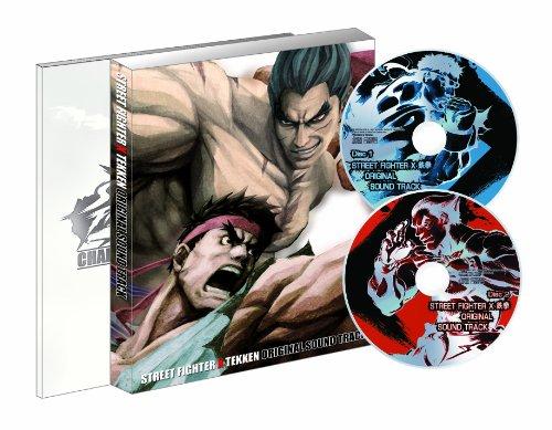STREET FIGHTER X 鉄拳 コレクターズ・パッケージの商品画像