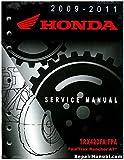 61HP702 2009-2011 Honda TRX420FA FPA FourTrax Rancher AT Service Manual