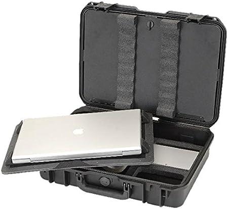 Skb 3i 1813 5b N Wasserdichter Laptop Transportkoffer 470 X 330 X 127mm Computer Schaumstoff Musikinstrumente
