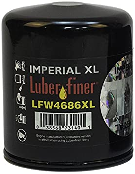Luber-finer LFW4686XL Coolant Filter