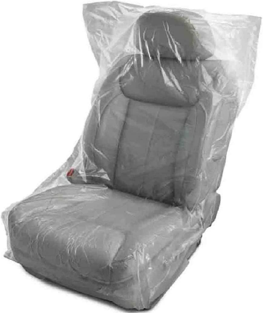 personal use Eco Leather seat protection cover for mechanics bodyshop
