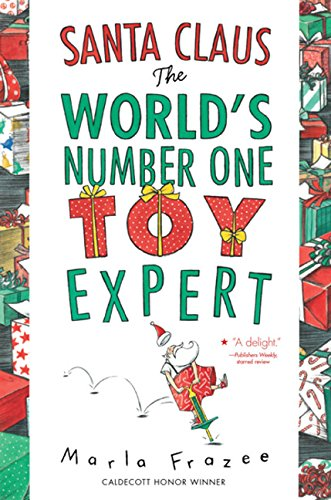 Santa Claus Cone - Santa Claus the World's Number One Toy Expert