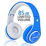 Wireless Headphones for Kids,VOTONES Kids Bluetooth Headsets 85dB Volume Limited Over Ear Foldable
