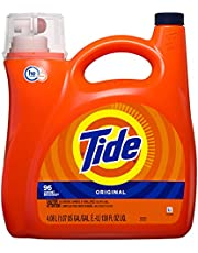 Tide Original Liquid Laundry Detergent, 96 Loads, 4.08L