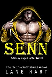 Senn (A Cocky Cage Fighter Novel)