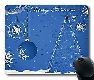 Design Christmas Pictures 2 Mouse Pad Desktop Laptop Mousepads Comfortable Office Mouse Pad Mat Cute Gaming Mouse Pad