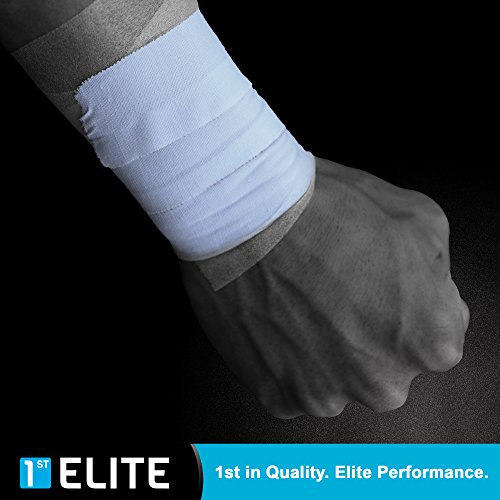 Athletic Tape - Elite Sports & Athletes - Sport Medical Tapes - Climbing Gymnastics Lacrosse Football Soccer Lifting Crossfit by 1st Elite (Image #4)