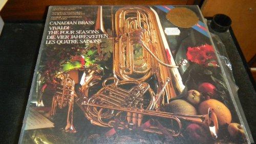 Canadian Brass: Vivaldi the Four Seasons, Die Vier Jahreszeitten Les Quatre Saisons