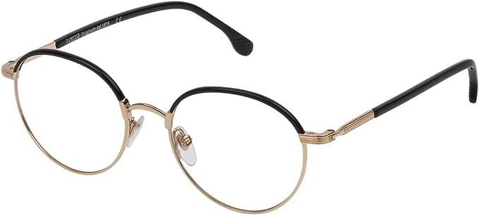 Lozza Brillen Vl2257h 0300 Unisex Metall Gold Rose 50 Amazon De Bekleidung