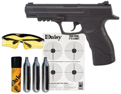 Daisy Powerline 415 Pistol Air Gun Kit (Best Co2 Bb Pistol)