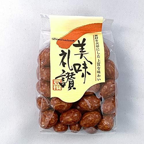 ピーナッツ たまり醤油味 120g (ヨコイピーナッツ)