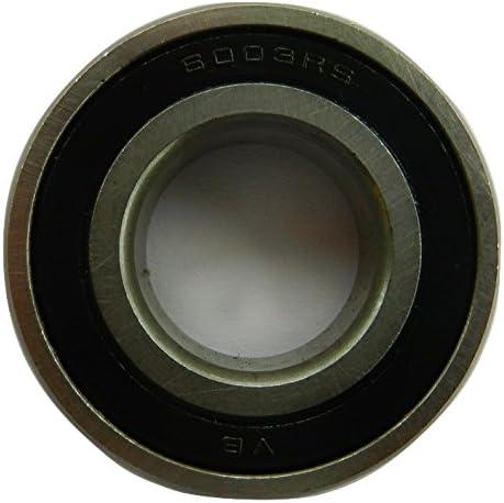 PM-DIDOT 6003-2RS Roulement rigide /à billes /étanche 17 x 35 x 10