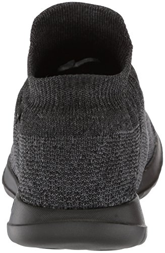 Women's Black Go Gray Wide Skechers Walk Sneaker 15372 Lite FqzTZd