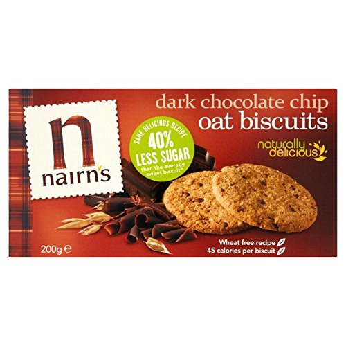 Nairns Dark Chocolate Chip Oat Biscuits - (Oat Biscuits)