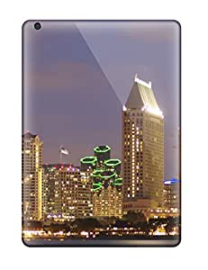 Hot Design Premium BSeSTEr4224AhLXd Tpu Case Cover Ipad Air Protection Case(san Diego City ) Sending Free Screen Protector