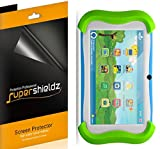 [3-Pack] Supershieldz High Definition Clear Screen Protector for Sprout Channel Cubby 7 Inch Tablet + Lifetime Replacement