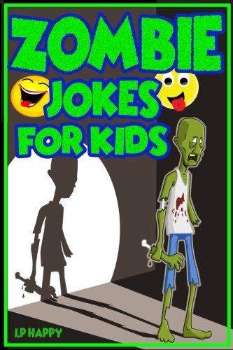 Zombie Jokes for Kids: Funny Zombie Jokes for Children (Childrens jokes Book) (Volume 4) for $<!--$5.73-->