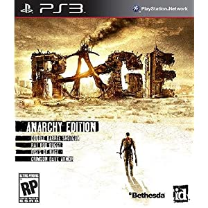 Rage Anarchy Edition - Playstation 3