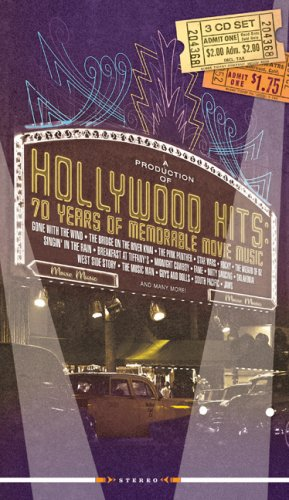 Hollywood Hits: 70 Years Of Memorable Movie Music [3 CD] by Sony