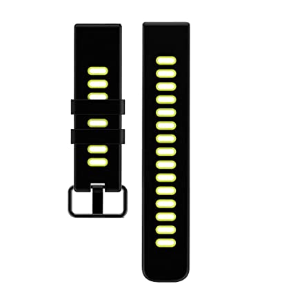Willful Coloridos Correa de Recambio Reloj Inteligente Impermeables Correa para SW018/GV68 (Verde)