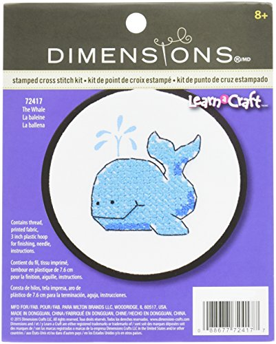 Dimensions Needlecrafts Stamped Cross Stitch