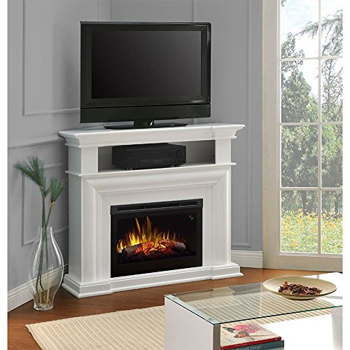 Top 10 best led fireplace tv stands reviews 2017 2018 on for Best tv stands review