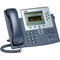 Cisco CP-7960G-RF Unified IP Phone with Built-In Headset Port
