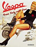Vespa : From Italy with Love