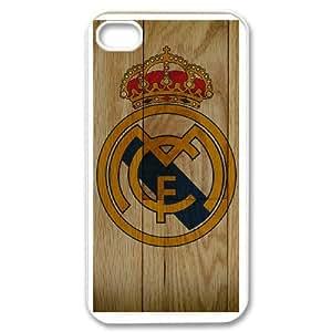 iPhone 4,4S Phone Case Real Madrid qC-C30044