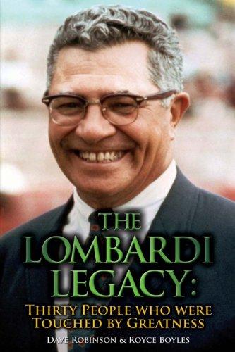 1596330252 - Royce Boyles; Dave Robinson: Lombardi Legacy - Book